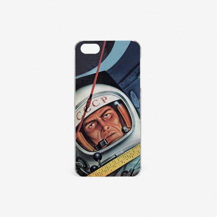 sowhat-iphone5手机保护壳 苏联航天