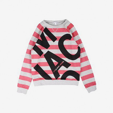 LITTLE MARC JACOBS Sweatshirt儿童运动衫