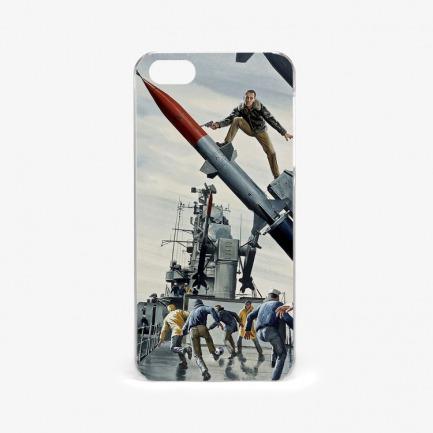 sowhat-iphone 4/4S 5/5S 手机保护壳 航母球赛