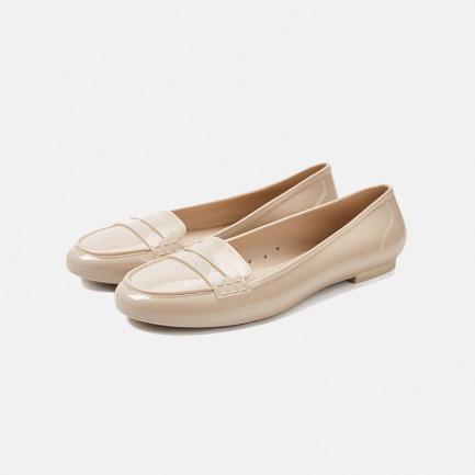 乐福鞋果冻鞋 | 不怕湿,懒人一脚蹬