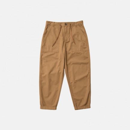 轻薄春夏锥形九分裤 | 轻薄面料,炎热夏季也可穿