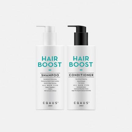 防脱固发控油洗发护发 | 铜胜肽咖啡因,无硅油