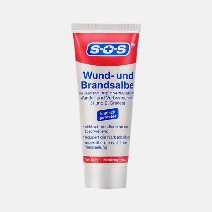 德国SOS祛疤膏75ml | 帮助疤痕组织修复