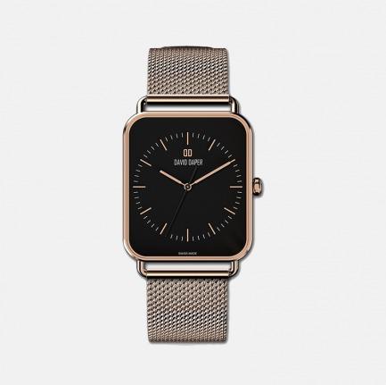 瑞士新锐潮牌长方形手表 | 经典与时尚并存的极简手表