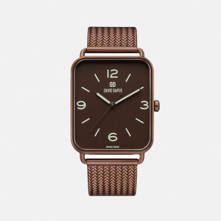 瑞士新锐潮牌手表嬉皮士系列 | 经典与时尚并存的简约手表