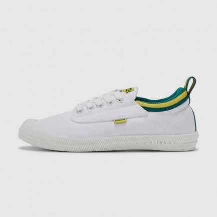 升级版经典小白鞋 | 撞色设计 彰显独立个性