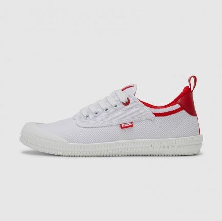 升级版古典小白鞋 | 撞色设计 彰显独立个性