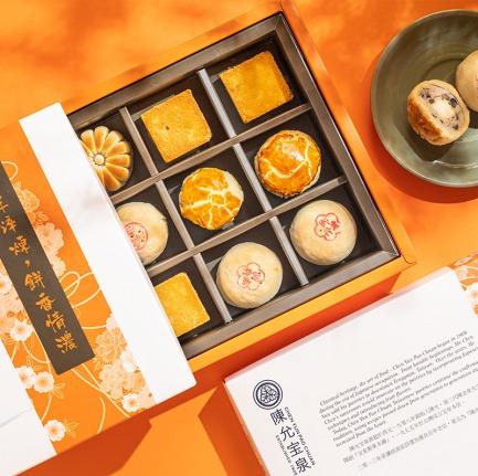 沐月雅致礼盒 | 手工制作优质原料精挑细选