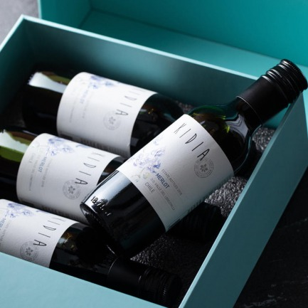梅洛6支装礼盒 | 蓝莓黑莓 果香浓厚