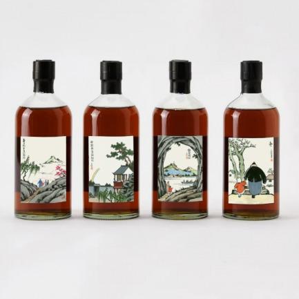 八年黄酒原酒联名礼盒 | 丰子恺联名,8年原酒