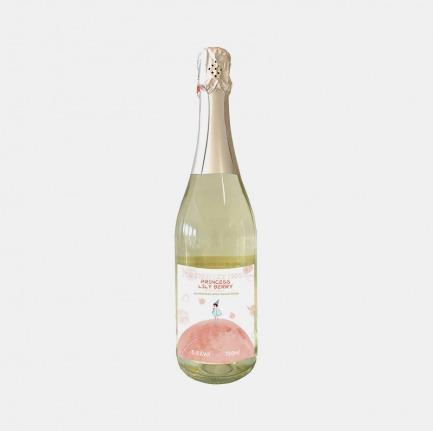桃子起泡配制酒   来自百年酒庄德森酒庄