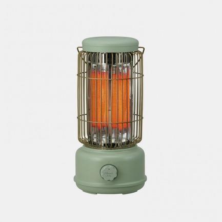 日式复古远红外碳素取暖器 | 即开即热 柔光不燥