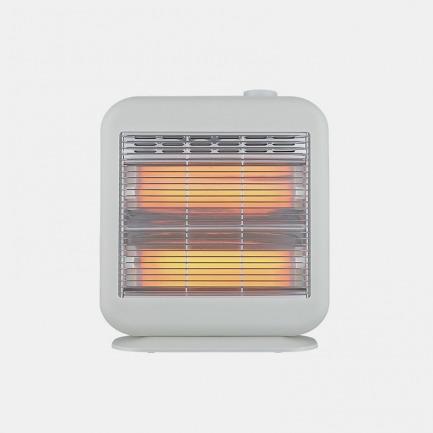 日式节能速热办公电暖器 | 无声柔光 轻巧便携