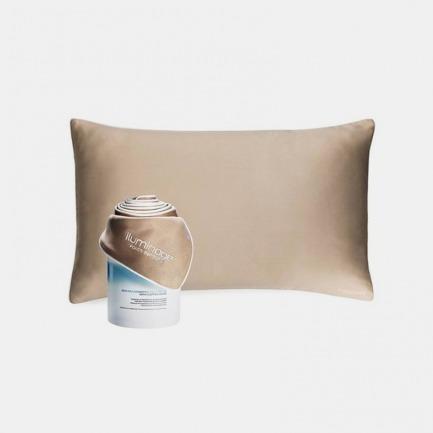 防皱美容枕套 金色 | 铜离子淡化皱纹