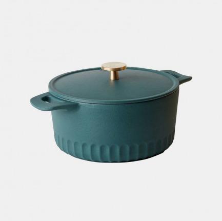 珐琅锅 | 聚热保温 离火可持续焖烧