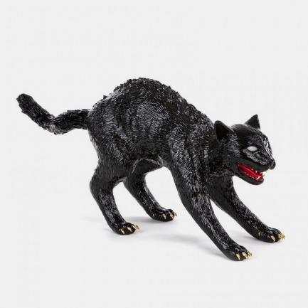 创意猫灯雕塑摆件   鬼才设计师Studio Job设计