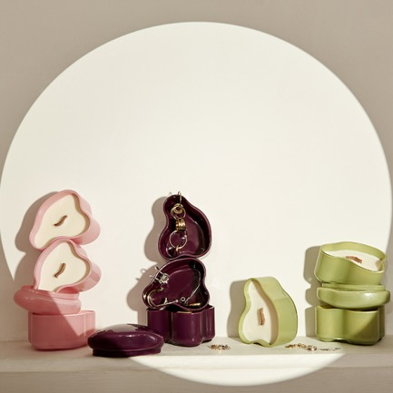 香薰蜡烛限定主题礼盒 | 集首饰收纳和香薰蜡烛为一体