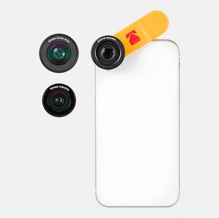 手机通用多合一外置镜头 | 广角鱼眼微距 苹果安卓通用