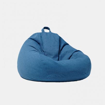 懒人豆袋沙发 | 随坐姿变形无缝隙贴合身体