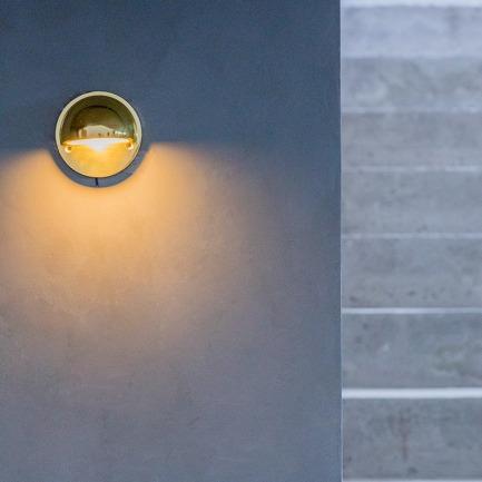 黄铜半球壁灯 | 造型简约小众高颜值灯饰