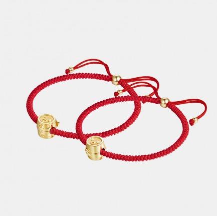 太鼓达人联名款红绳 | 手工编织 美好寓意相伴