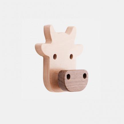 动物挂钩 | 可爱动物造型,免打孔安装
