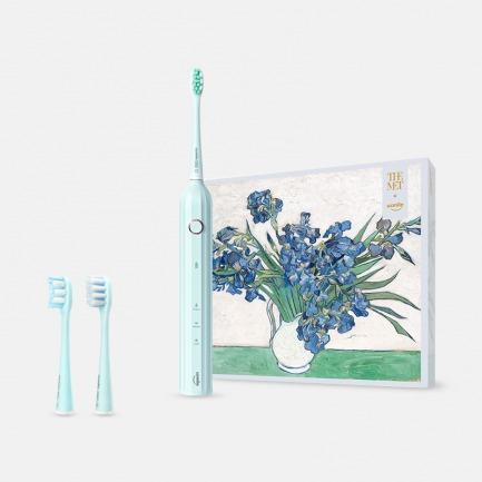 颜值声波电动牙刷礼盒 | 大都会联名礼盒,颜值与性能兼备