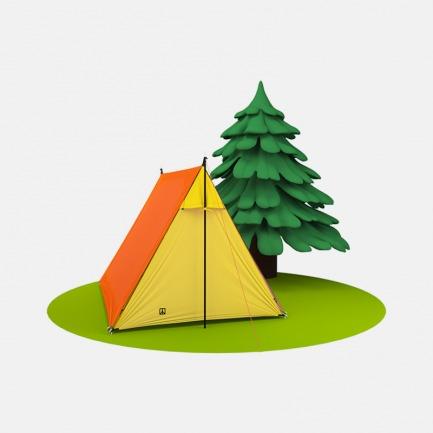 前卫露营帐篷 | 结构简单 轻便易用