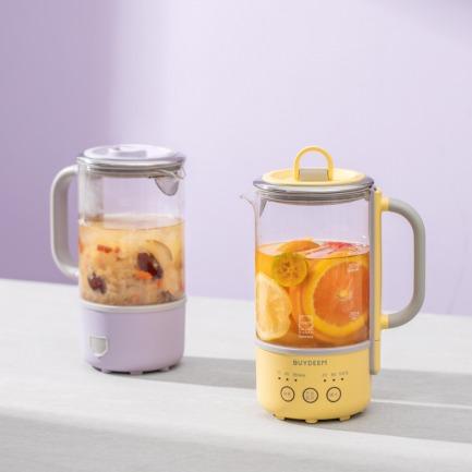 办公室多功能小型煮茶器 | 三段水温可选 出行无负担