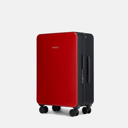 平衡系列红黑24寸旅行箱 | 日本进口顺滑飞轮