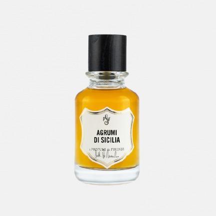 西西里柑橘香水   活力柠檬橙花柑橘混合香