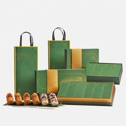 经典竹粽礼盒 | 吃法更优雅 糯米有竹香