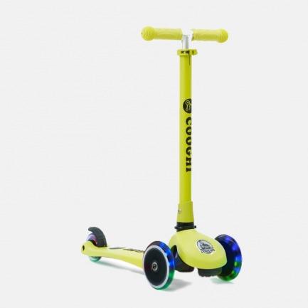 V1发光儿童滑板车 | 无需用电 一划就亮