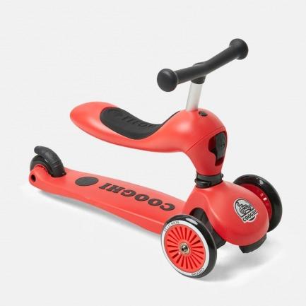 V2经典儿童滑板车 | 既是滑板 也是平衡车