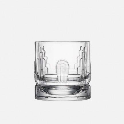 Dandy古典威士忌杯 | 大开口杯型设计 厚重底座