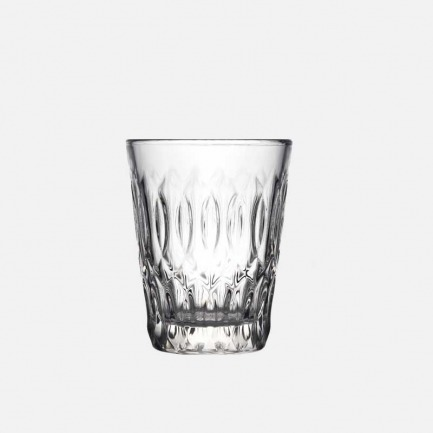 Verone洋酒杯 | 复古菱格花纹 浓浓时光感