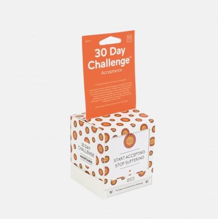 30天生活挑战盲盒卡片 | 给每天不重样的小惊喜