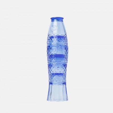 锦鲤鱼形堆叠玻璃杯套装 | 精细纹理 餐桌上的风景线