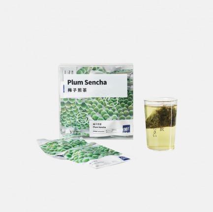 梅子煎茶 | 带有微微酒香的梅子风味茶