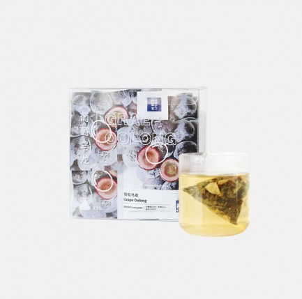 巨峰葡萄乌龙茶   水果与茶的完美组合