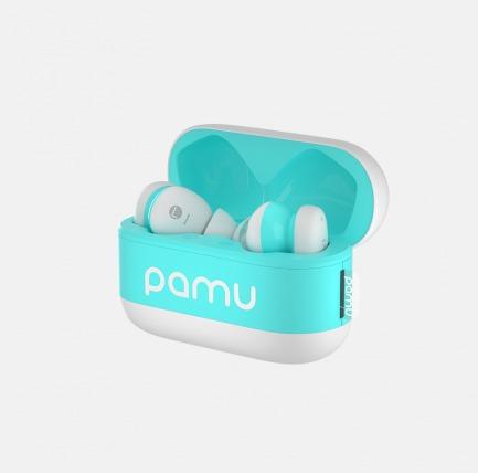 Pamu Z1蓝牙耳机   双重主动降噪和宽频降噪