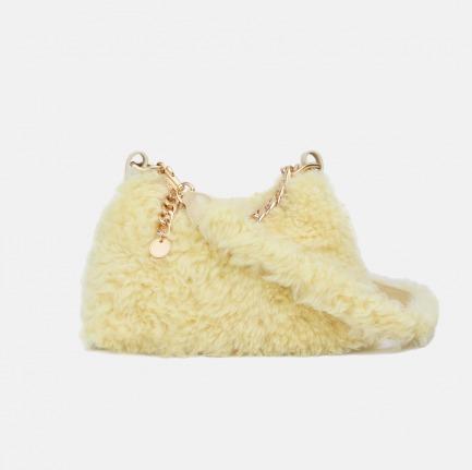 托斯卡纳羊毛午餐包 | 属于冬季的温暖配色