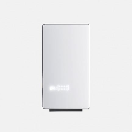 浴室电暖器 | 科学对流 不再头热脚冷