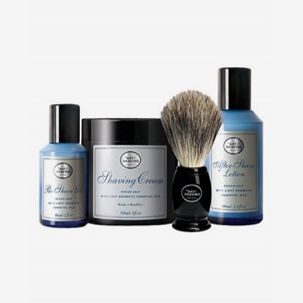 The Art of Shaving® 四件套剃须护理套装