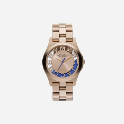Henry Skeleton Automatic 40MM - Watches - Shop marcjacobs.com - Marc Jacobs