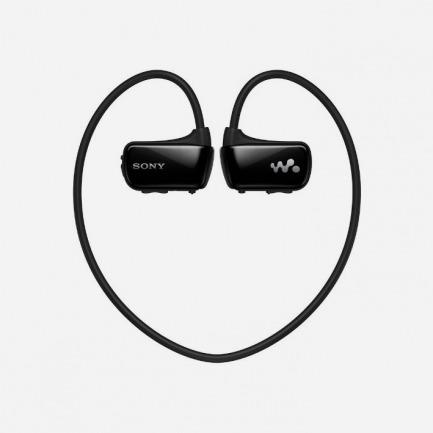 Sony NWZW273B Walkman wearable waterproof 4GB,black