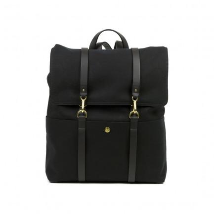 Mismo Black MS Backpack