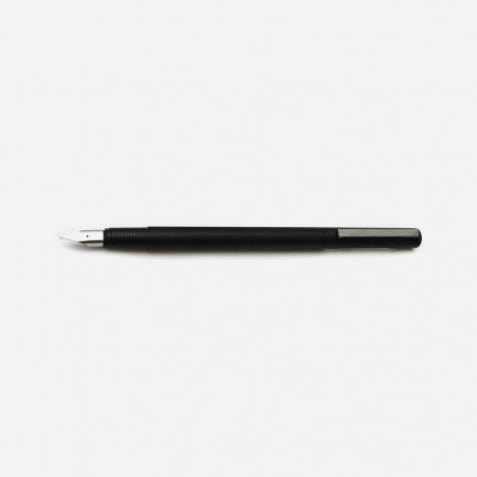 Lamy CP1 Titanium Fountain Pen - Fine Nib - Black Body - JetPens.com