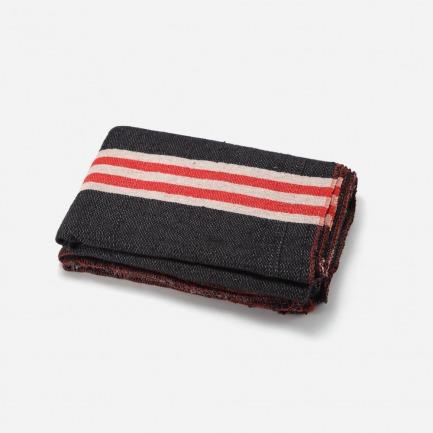 毛毯(黑/灰)