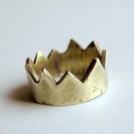 Crown Ring by HeroKing